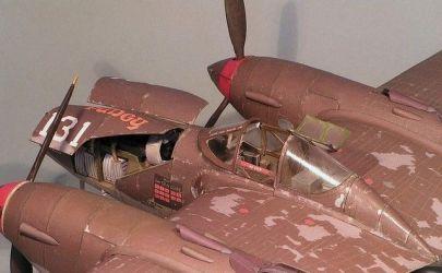 P-38 H Lightning