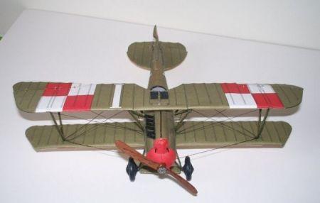 ALBATROS D.III-samolot mysliwski