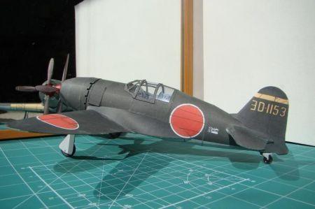 Mitsubishi J2M2 Raiden