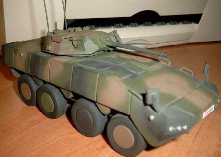 KTO Rosomak  - AMV Patria