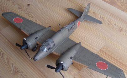 Mitsubishi Ki-46 III Kai Dinah