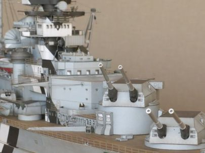 Bismarck by A.W.