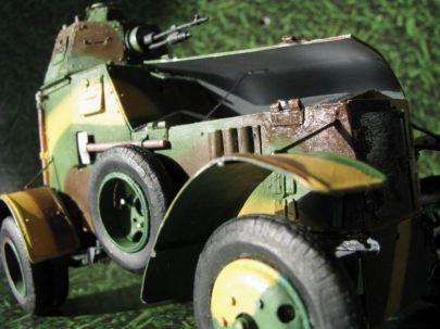 26.samochód pancerny wz.34 typ II