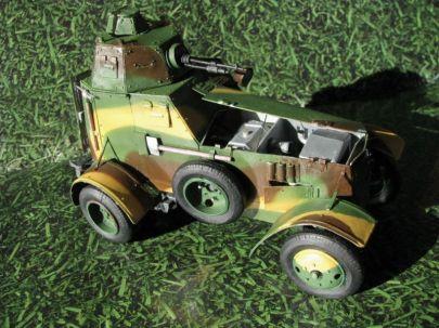 24.samochód pancerny wz.34 typ II