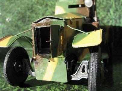 23.samochód pancerny wz.34 typ II