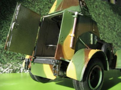 15.samochód pancerny wz.34 typ II