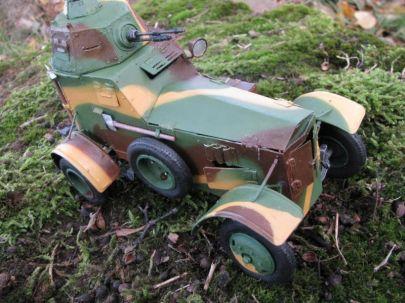 08.samochód pancerny wz.34 typ II