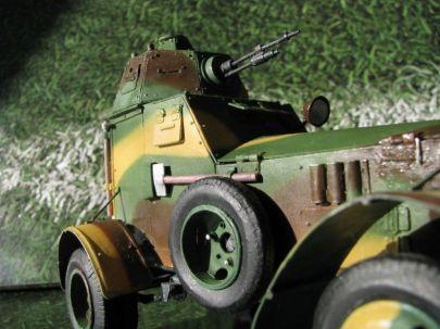 20.samochód pancerny wz.34 typ II