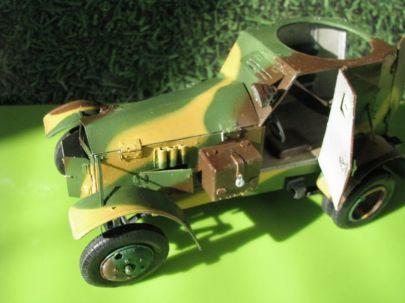34.samochód pancerny wz.34 typ II