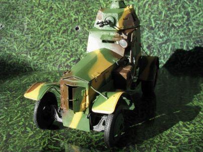 12.samochód pancerny wz.34 typ II