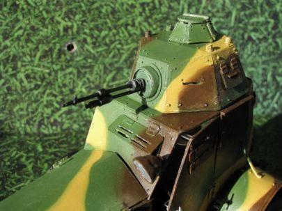 18.samochód pancerny wz.34 typ II