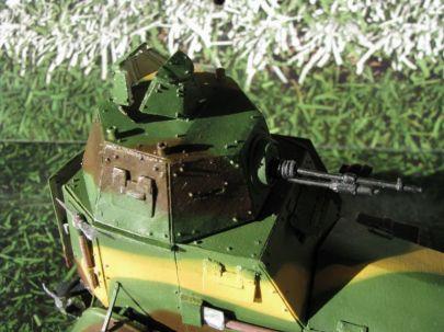 16.samochód pancerny wz.34 typ II