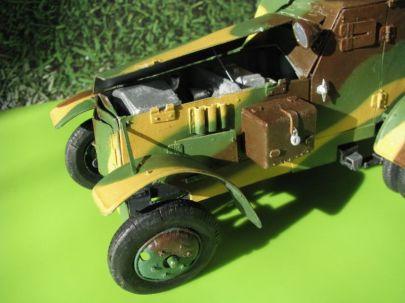 33.samochód pancerny wz.34 typ II
