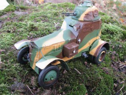 02.samochód pancerny wz.34 typ II