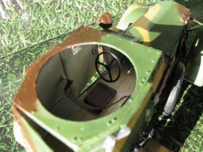 36.samochód pancerny wz.34 typ II