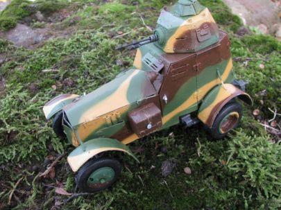 09.samochód pancerny wz.34 typ II