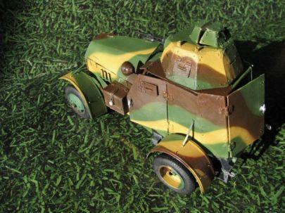 29.samochód pancerny wz.34 typ II