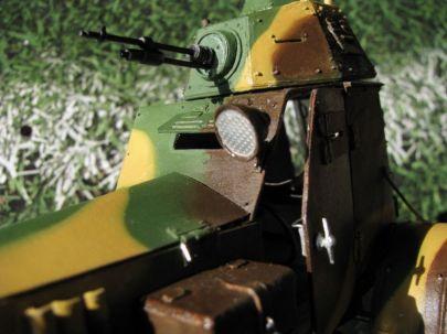 19.samochód pancerny wz.34 typ II
