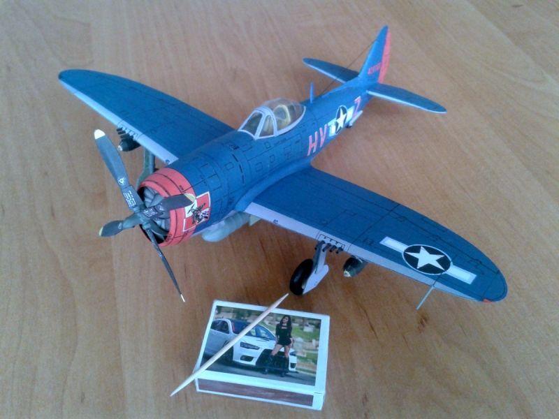 0d05f7f26feeb Model Republic P-47M