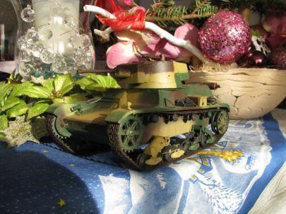 zakamuflowany motyw świąteczny