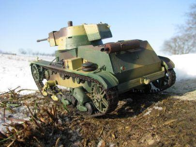 Polski czołg lekki 7TP