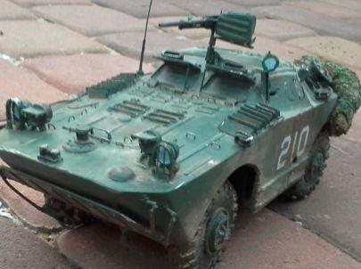 BRDM 1