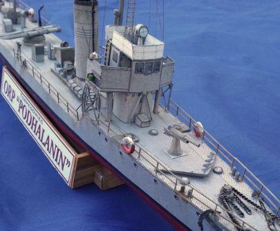 Torpedowiec ORP Podhalanin