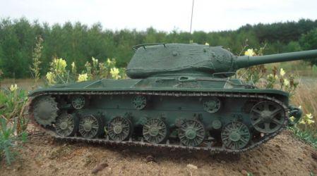 Nie uwierzysz Towarzyszko żono, ten czołg jeździ