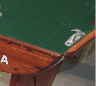 półkluza na Opty w muzeum w Tczewie