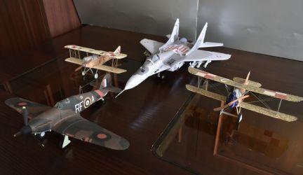 Kosciuszko Squadron...