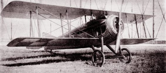 Polski SPAD VII C.1