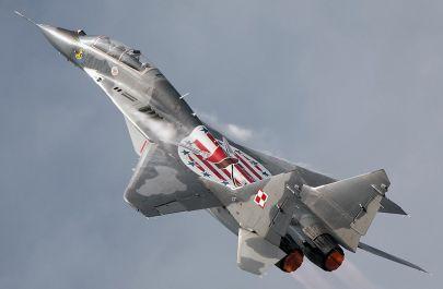 MiG-29UB nr.15 - 1ELT -  2009 rok....