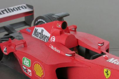 Ferrari F2001