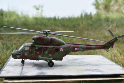 PZL W-3WA ,,Sokół'' SGPSz, PKW ,,Irak'' - Camp Blair, Irak - kwiecień 2004 r.