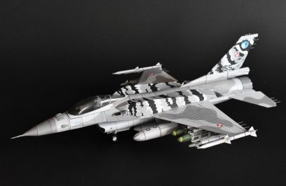 Lockheed Martin F-16C ,,Jastrząb'' - 31BLT - NATO ,,Tiger Meet 2014''