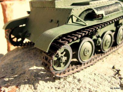 czołg 4TP rozpoznawczy