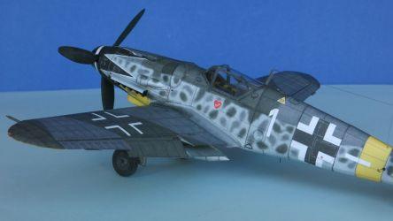 Me 109G-6