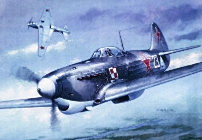 Jak-1b z 1PLM.