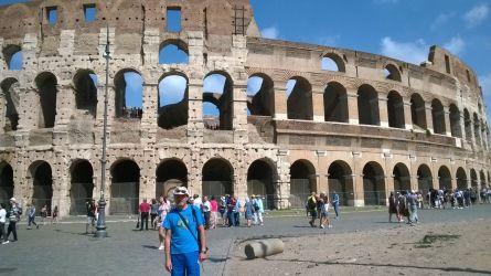 Koloseum - fajna sprawa, ale...