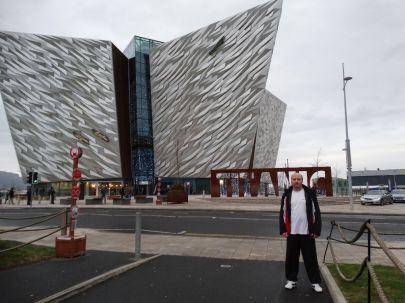Muzeum Titanicaa - Belfast.