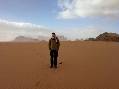 Piaskownica Wadi Rum
