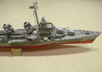 USS Leutze