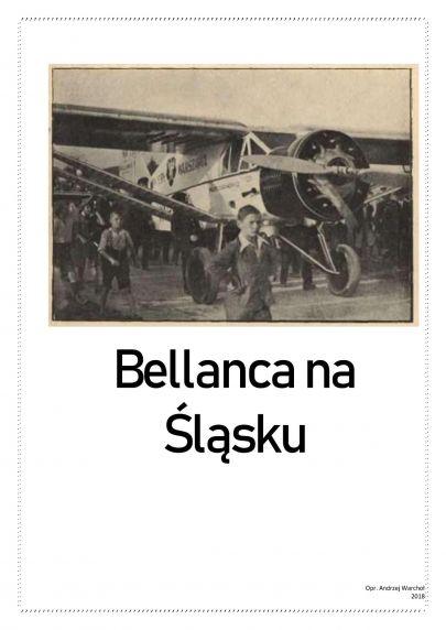 Bellanka na Śląsku
