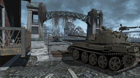 Unikatowa fotka czołgu T-55 wykonanego przez Zbyszka001